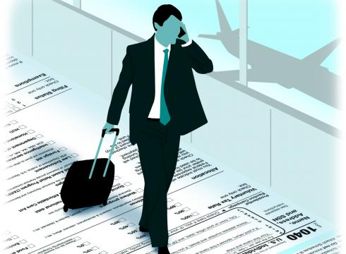Are Travel Expenses Deductible For Business