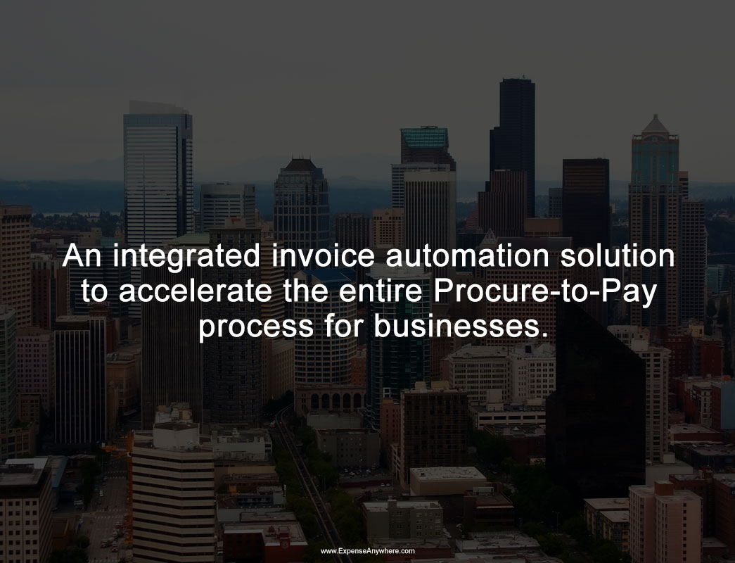 An-integrated-invoice-automation-solution